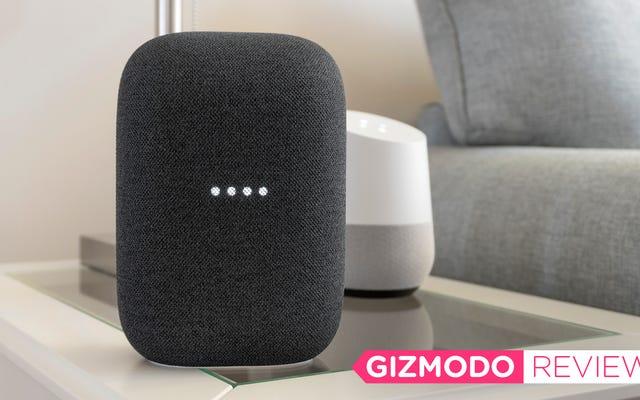 Google Nest Audio - умная колонка с лучшим звуком, которую вы можете получить за 100 долларов