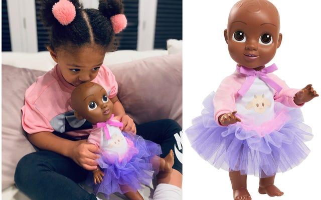 La bambola preferita di Olympia Ohanian fa il suo debutto: Serena Williams ti porterà Qai Qai!