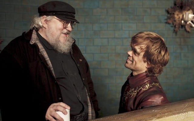 George RR Martinが、Game of Thronesの5つ(4つではない)のスピンオフすべてに関する新しい詳細を発表