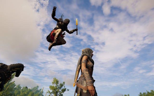 Koniec Assassin's Creed Odyssey jest wreszcie w moim zasięgu