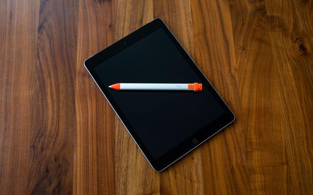 La version bon marché de l'Apple Pencil de Logitech est encore moins chère aujourd'hui