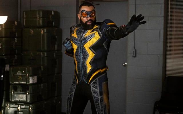 Il rivoluzionario spettacolo di supereroi Black Lightning finirà dopo la quarta stagione