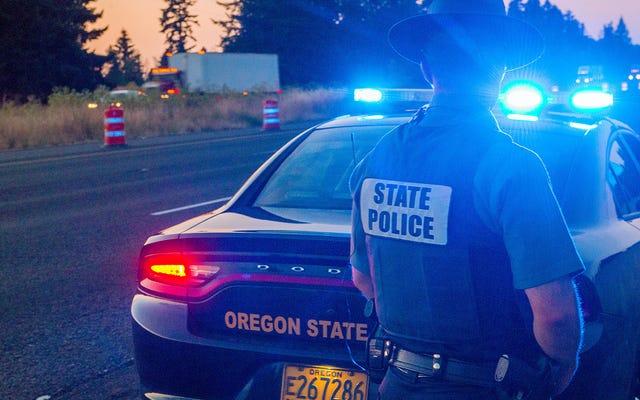 オレゴン州警察は、気候政策への投票を恐れて共和党議員を探しています