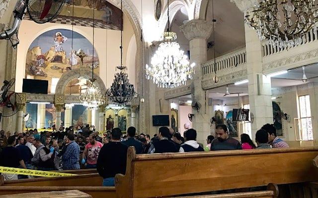 ISIS anuncia su responsabilidad por los atentados del Domingo de Ramos en Egipto