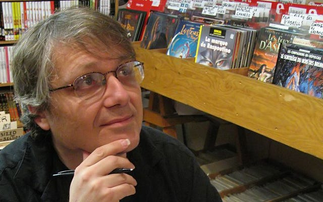Scott McCloud về sự thất vọng nghệ thuật, sự lạc quan và sự tiến hóa trong 7 cuốn truyện tranh