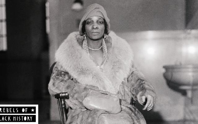 Rebeldes de la historia negra: la vida y la leyenda de Madam Stephanie St. Clair