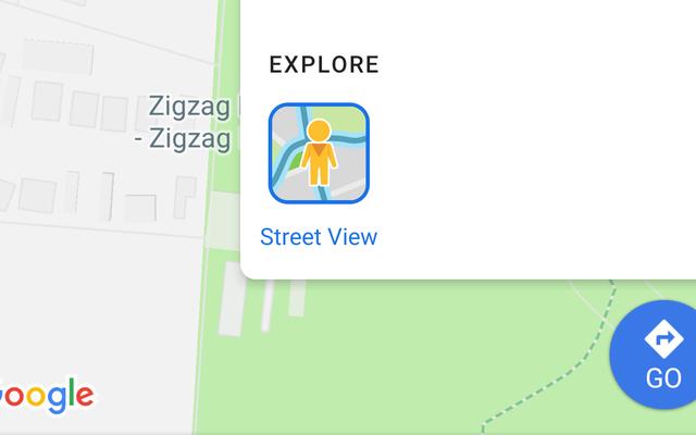 Как получить доступ к новому слою просмотра улиц Google Maps в Android