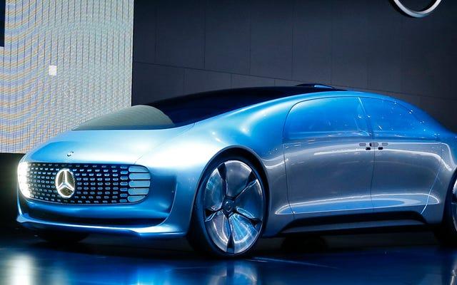 Pemasok Terbesar Dunia Merencanakan Mobil Dengan Autopilot Penuh Pada 2025