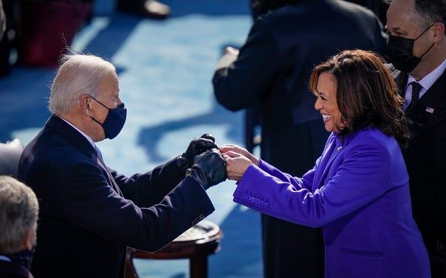 ある瞬間:第59回大統領就任式での黒人の卓越性、喜び、名誉