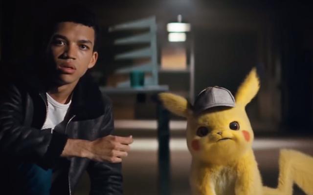 La nouvelle bande-annonce du détective Pikachu présente un Pokémon légendaire surprenant