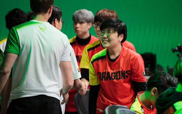 Geguri, The Only Female Overwatch League Player, Leaves The Shanghai Dragons Amidst Off-Season Roster Changes