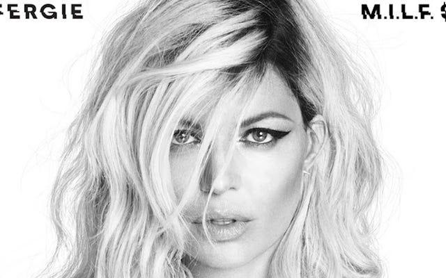 La nouvelle chanson de Fergie a un grand concept; Est toujours le signe avant-coureur du mal