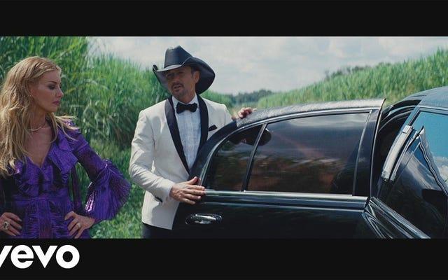 Faith Hill et Tim McGraw sont tellement amoureux