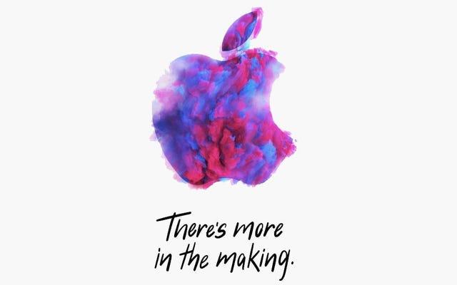 วิธีดู Apple เปิดตัว iPad Pro ใหม่และอาจจะเป็น MacBook