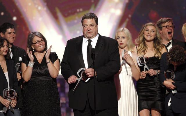John Goodman'ın Dan'i Roseanne Yeniden Başlıyor, Death Be Damned