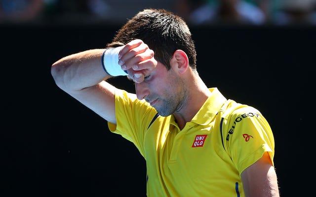 Novak Djokovic mówi, że zaoferowano mu 200 000 $, aby rzucić mecz