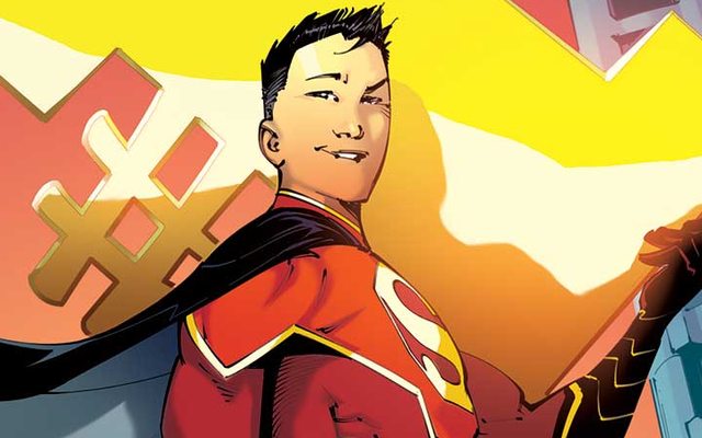 新しい中国のスーパーマン、ケナンコングにこんにちは