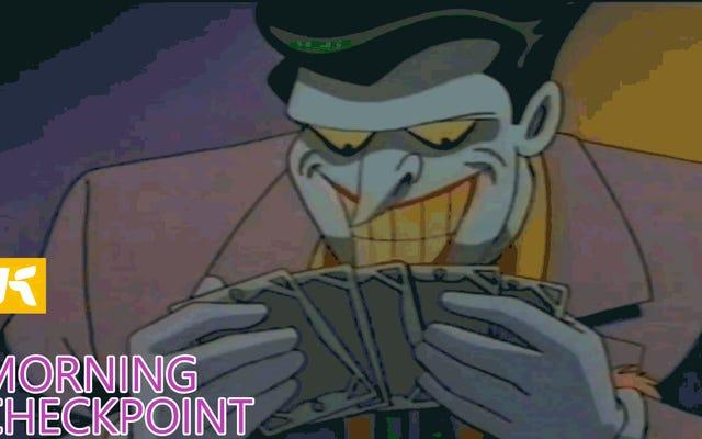 Lần đó Joker đã chơi Pokémon Poker