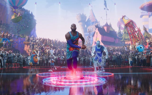 Space Jam: A New Legacy's Most WTF Cameos From the New Trailer
