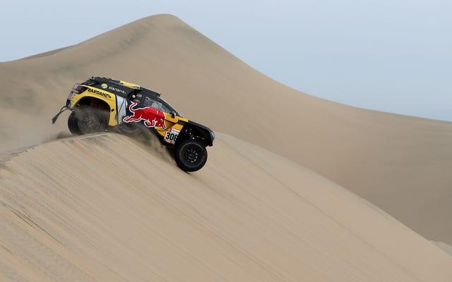 Il Rally Dakar potrebbe essere diretto in Arabia Saudita: rapporto