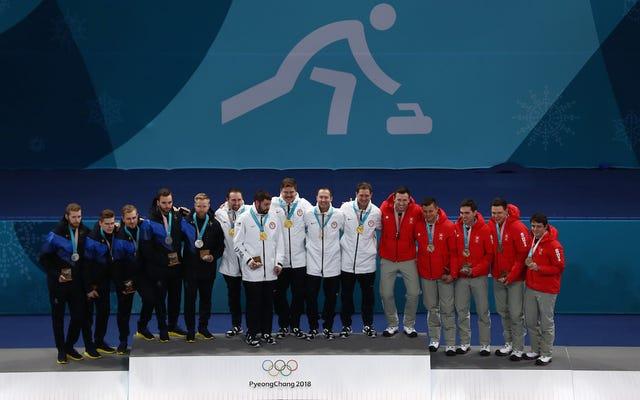 ジョン・シュスターの粘り強さからレイチェル・ホーマンの失望まで、すべてのオリンピックカーラーは旅に出ています