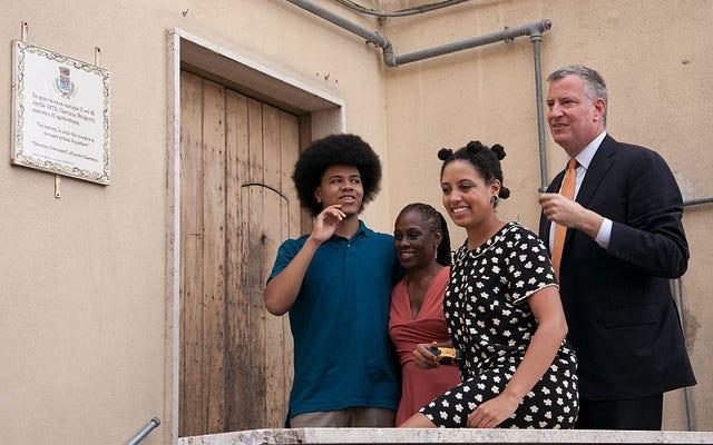 Walikota NY Bill de Blasio Dilaporkan Menggunakan Detail Keamanan NYPD untuk Memindahkan Putri Keluar dari Apartemen