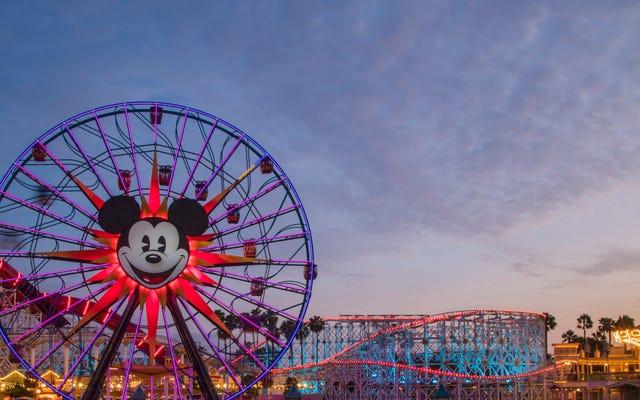 Disneyland tiene mucho sentido la finalización de su programa de pasaporte anual