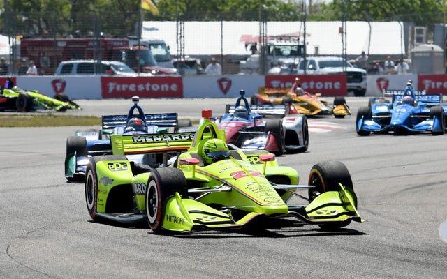 IndyCarは2019年にフルタイムでNBCのネットワークに移行します