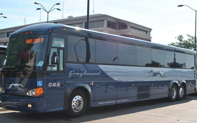グレイハウンドの最も馬鹿げたバス路線がニューヨーク市からニューヨーク市に行く