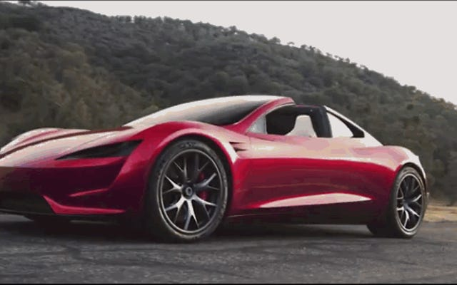 テスラは印象的な新しいロードスターを紹介します:猛烈なスピードと1,000kmの範囲