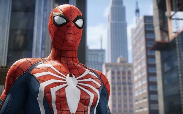Pengembang Insomnia Mengungkapkan Easter Egg Spider-Man PS4 Tidak Ada Yang Memperhatikan