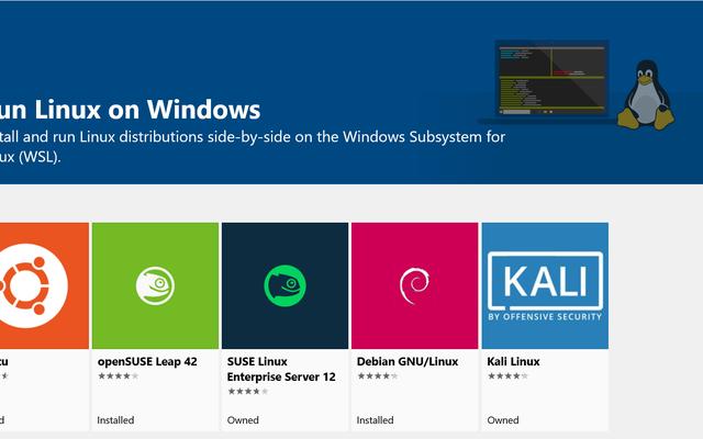 Cómo comenzar con el subsistema de Windows para Linux