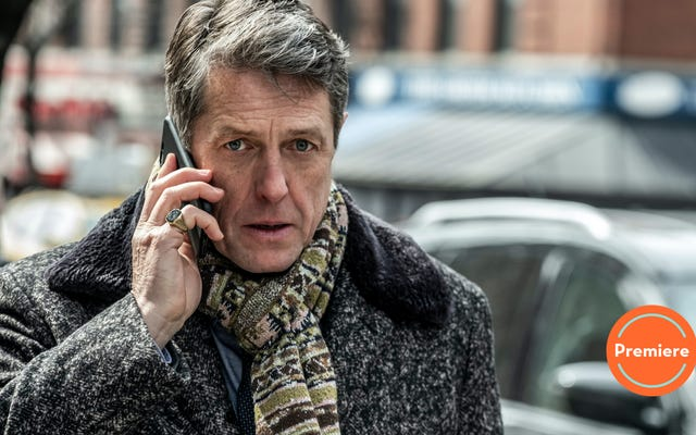 The Undoing dares to suggest Hugh Grant's abundant charm is hiding something sinister