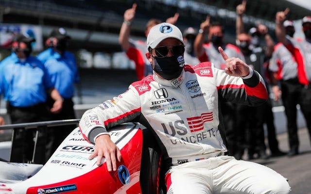 Marco Andretti dejará IndyCar, pero aún planea dirigir Indy 500