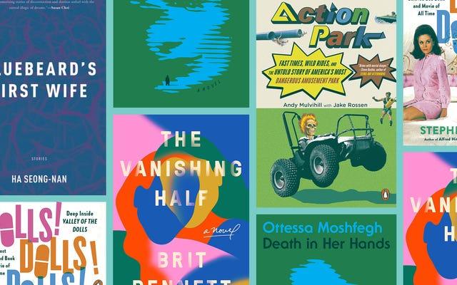 5 libros nuevos para leer en junio