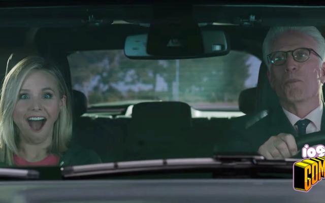The Good Place's Season 3 Blooper Reel Adalah 9 Menit dari Kelezatan Forking