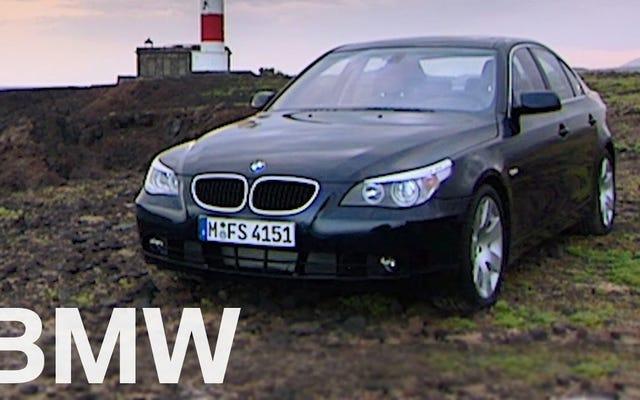 BMW E60 5シリーズは今でも私のお気に入りです、私はあなたが何を言ってもかまいません