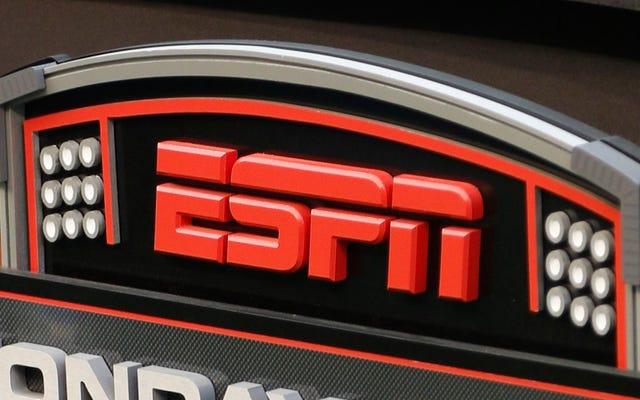 Un elenco corrente di licenziamenti ESPN