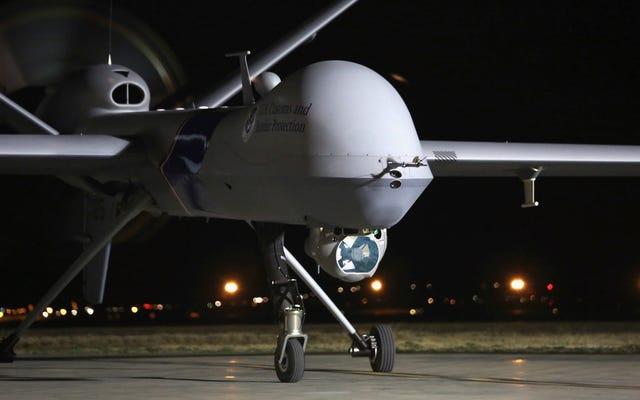 米国国境警備隊は昨年、かつてないほど多くのドローンミッションを飛行しました