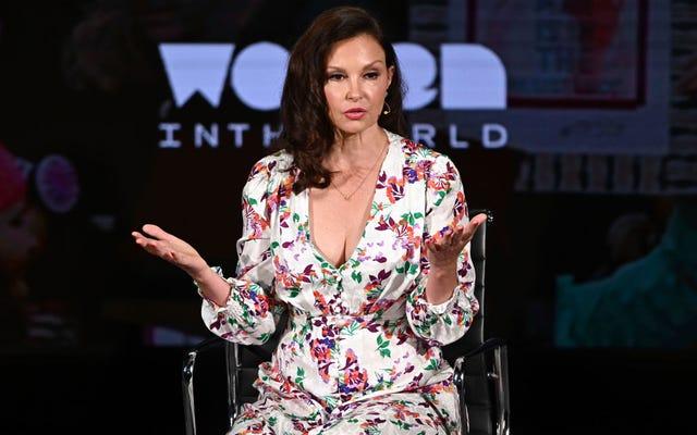 Ashley Judd Tentang Larangan Aborsi Georgia: 'Saya Akan Menjadi Orang Tua Bersama Dengan Pemerkosa Saya'