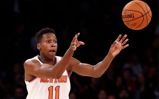 เคสของ Knicks ที่ถูกพิษจากสมองของ Frank Ntilikina