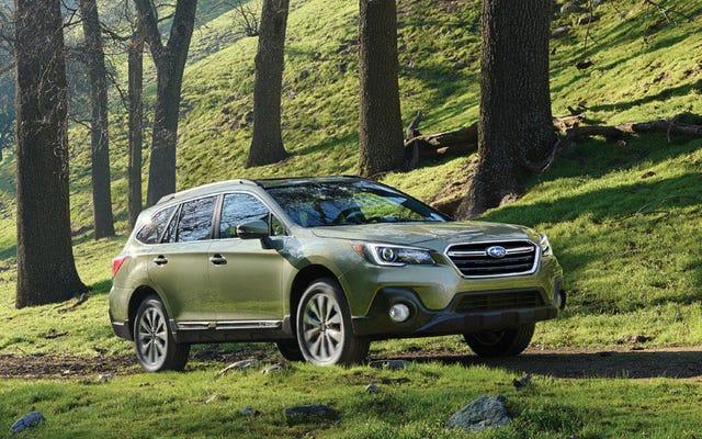 Subaru peut-il rendre l'Outback à nouveau cool?