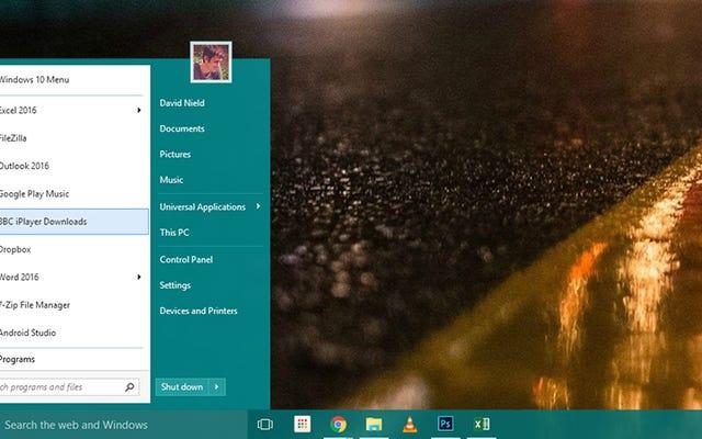Windows10でClassicスタートメニューを復活させる