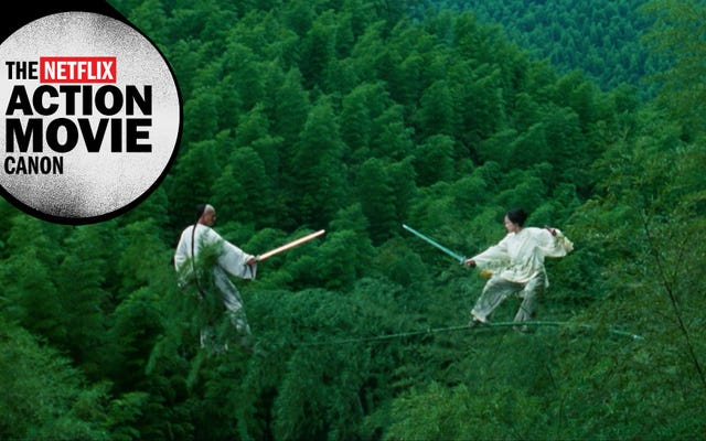 Pretty Hurts: Why The Steely Crouching Tiger, Hidden Dragon Hold Up