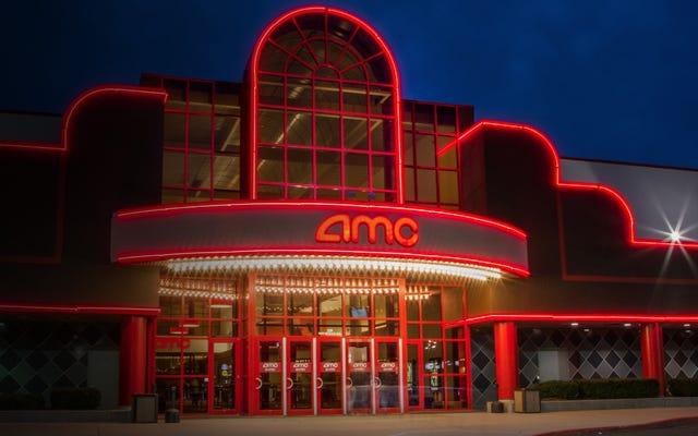 Los cines AMC no están contentos con el nuevo servicio MoviePass súper barato