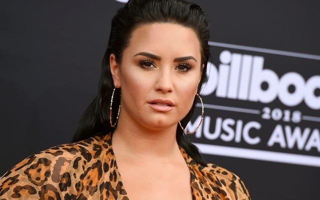 Los mensajes de apoyo a Demi Lovato llegan después de la sobredosis reportada
