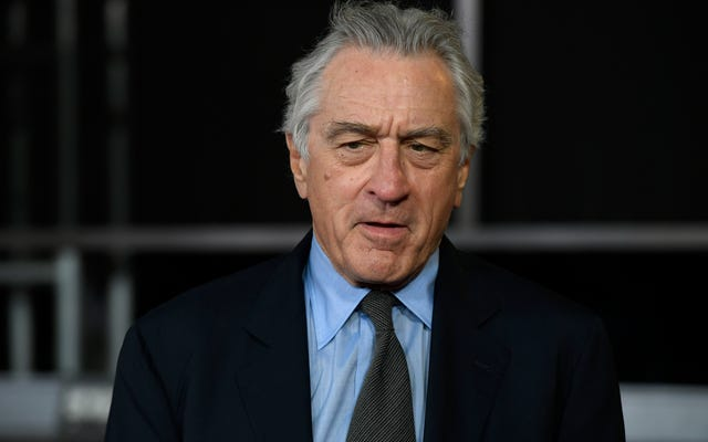 Robert De Niro répond aux critiques des inexactitudes de l'Irlandais