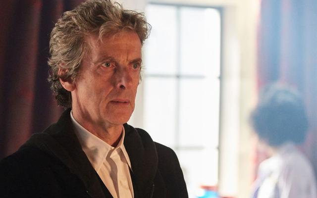 ピーター・カパルディは、彼の最後のドクター・フーのエピソードで別の医師が参加する可能性があります