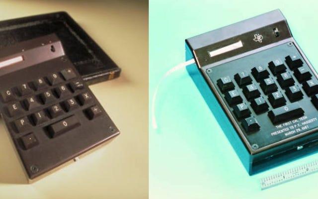 Co-Inventor dari Kalkulator Elektronik Genggam Pertama di Dunia Meninggal pada usia 86 tahun