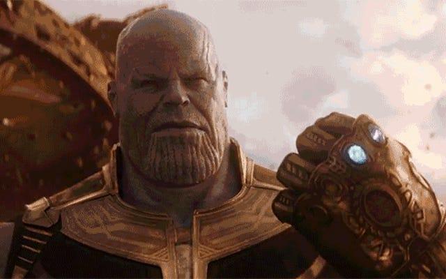 Tous les indices et détails cachés dans Avengers: la bande-annonce cosmiquement gigantesque de Infinity War